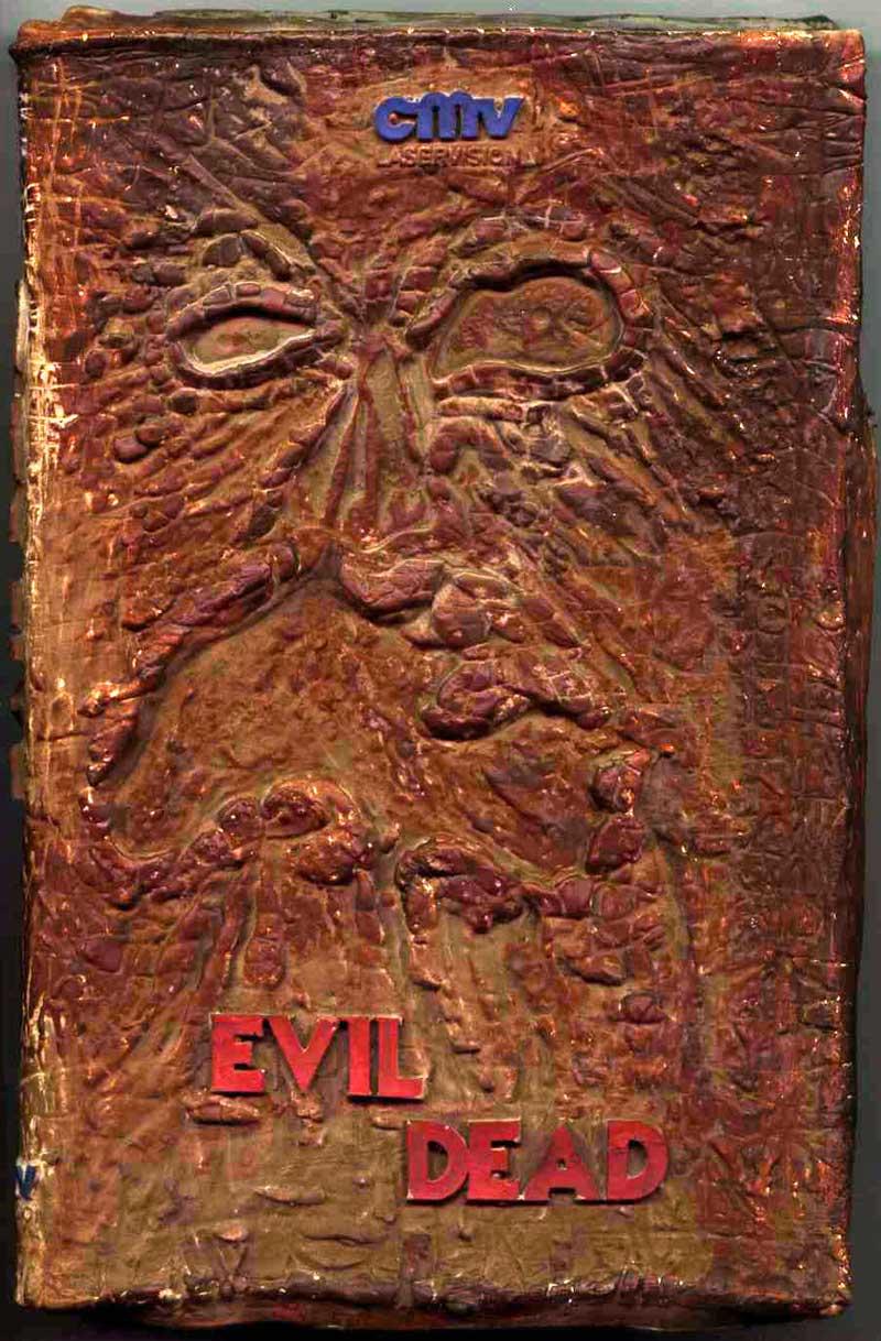 necronomicon book of the dead dvd