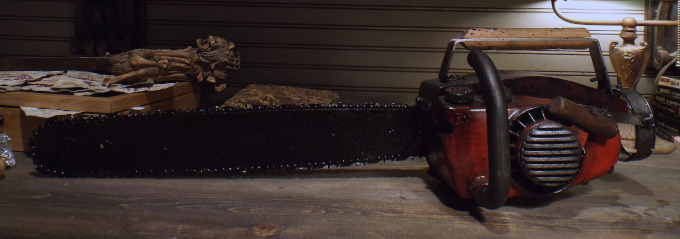 Evil Dead Chainsaw Prop Book of the dead - the definitive evil dead ...